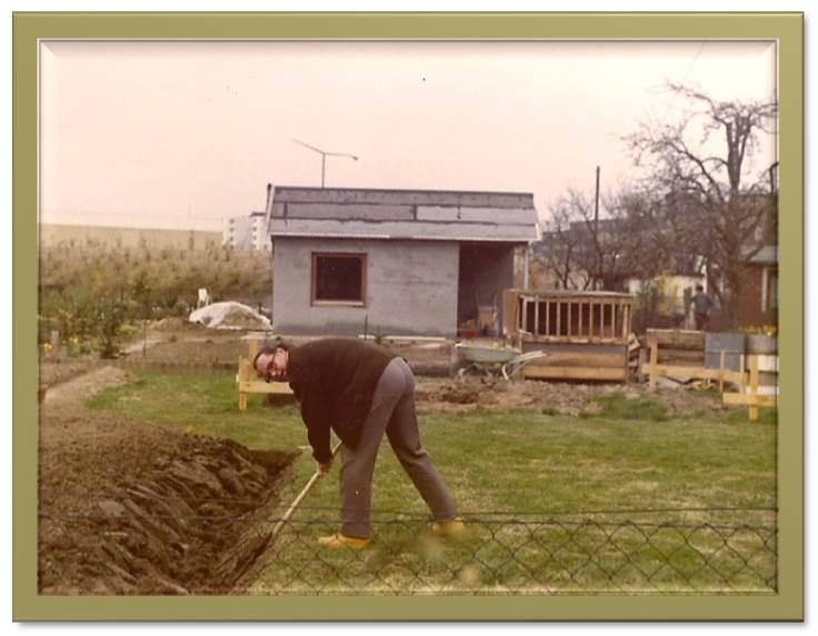 Umgraben und Umgraben … 1979