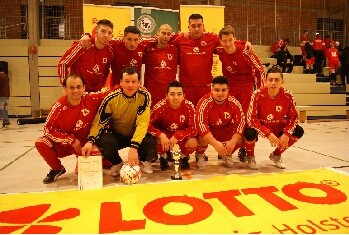 Statt Kreismeisterschaft heißt es nun am 2.2.1013 Futsal-Landesfinale in Kiel
