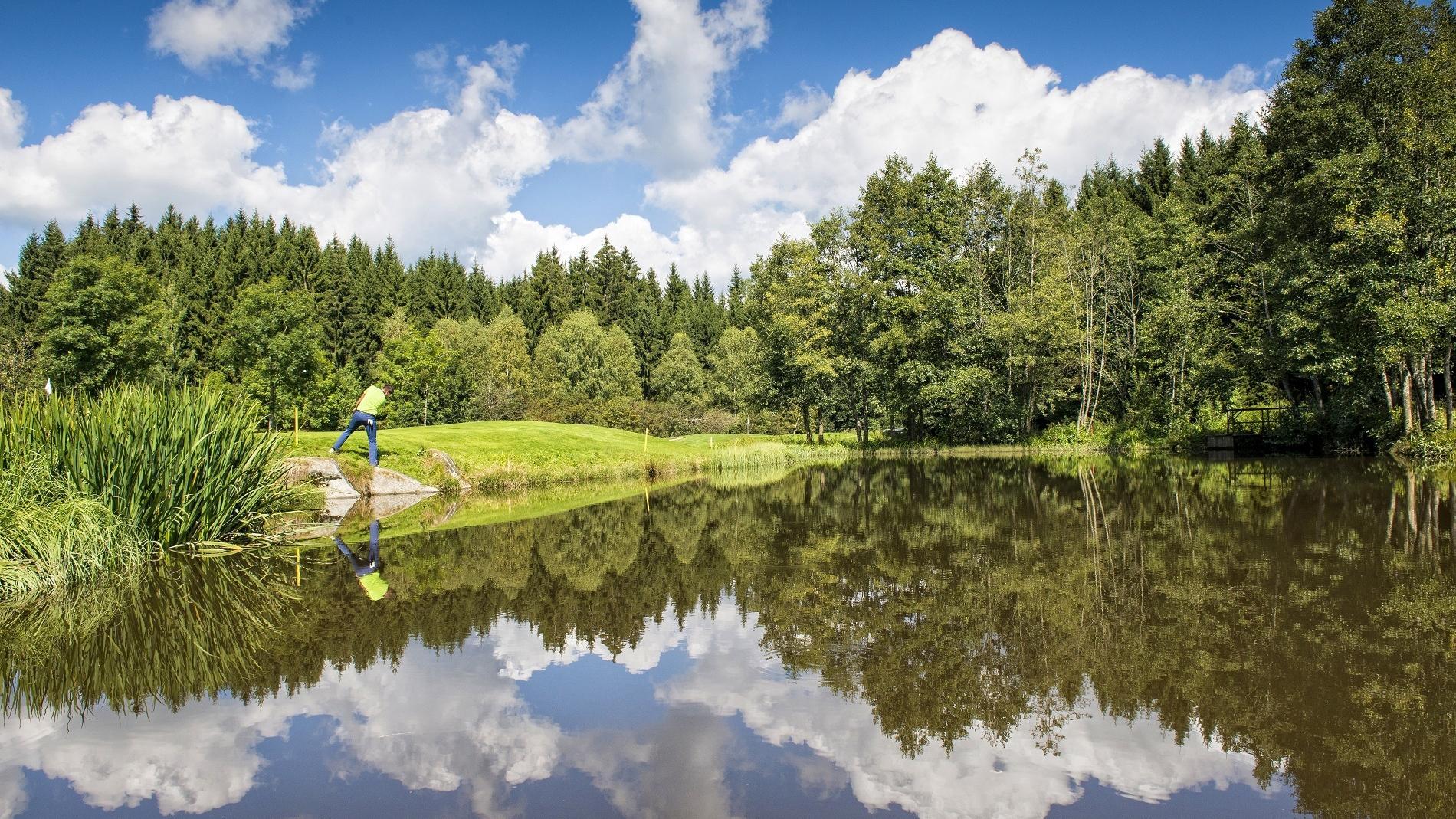 Golfpark Böhmerwald (c) OÖ Tourismus GmbH | Erber