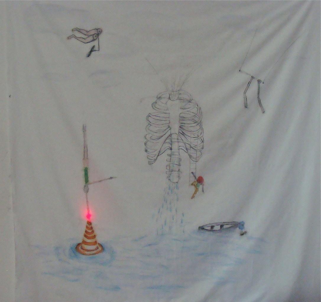 Anaisa Franco 'ThroughOut Breathing'