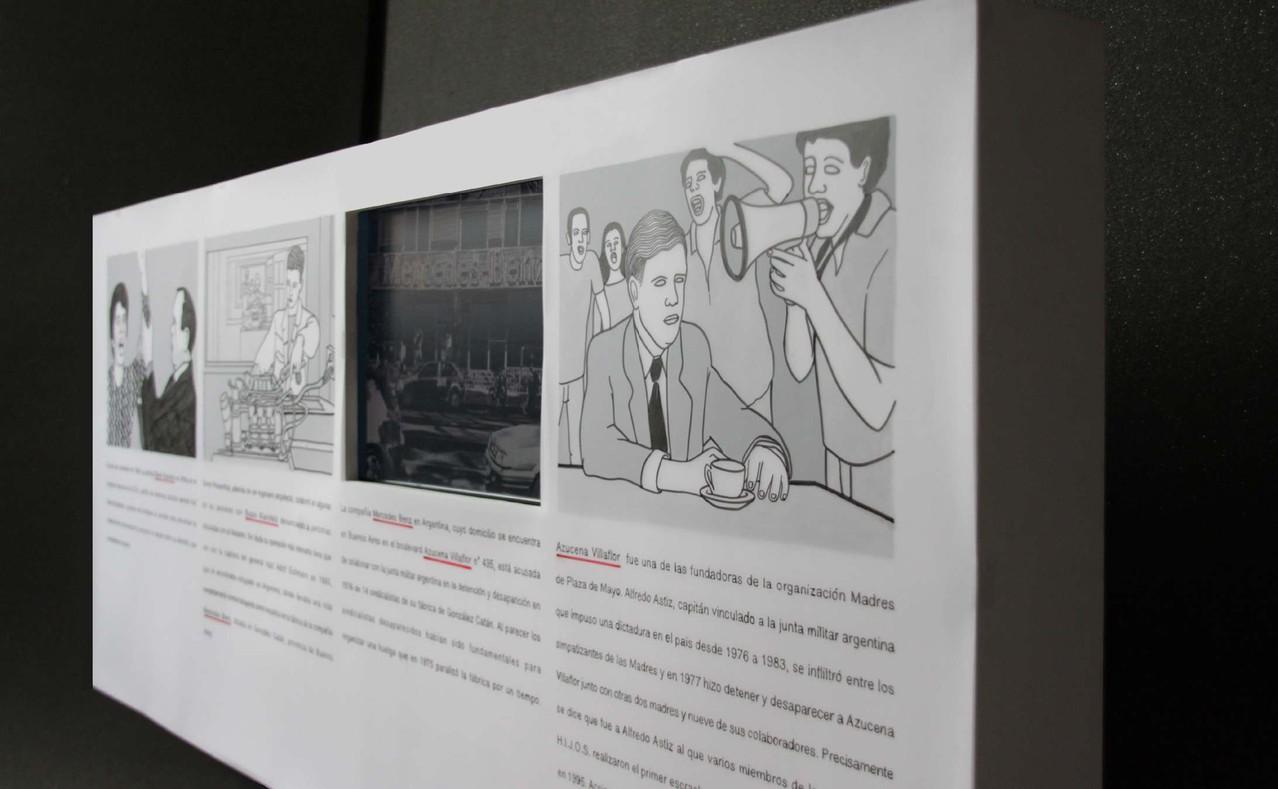 Diego del Pozo. 'Historia del escrache'