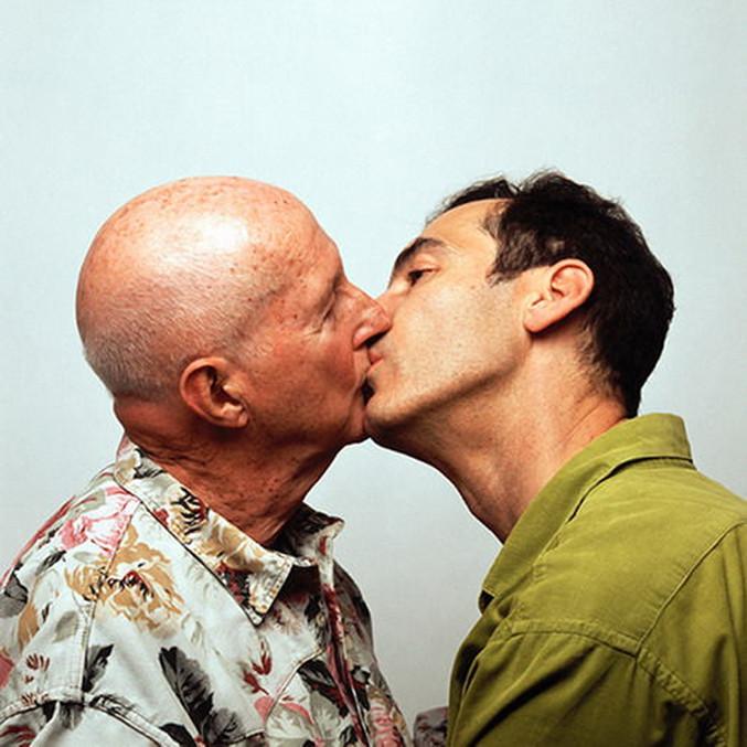 Juan Hidalgo. 'Un beso más'