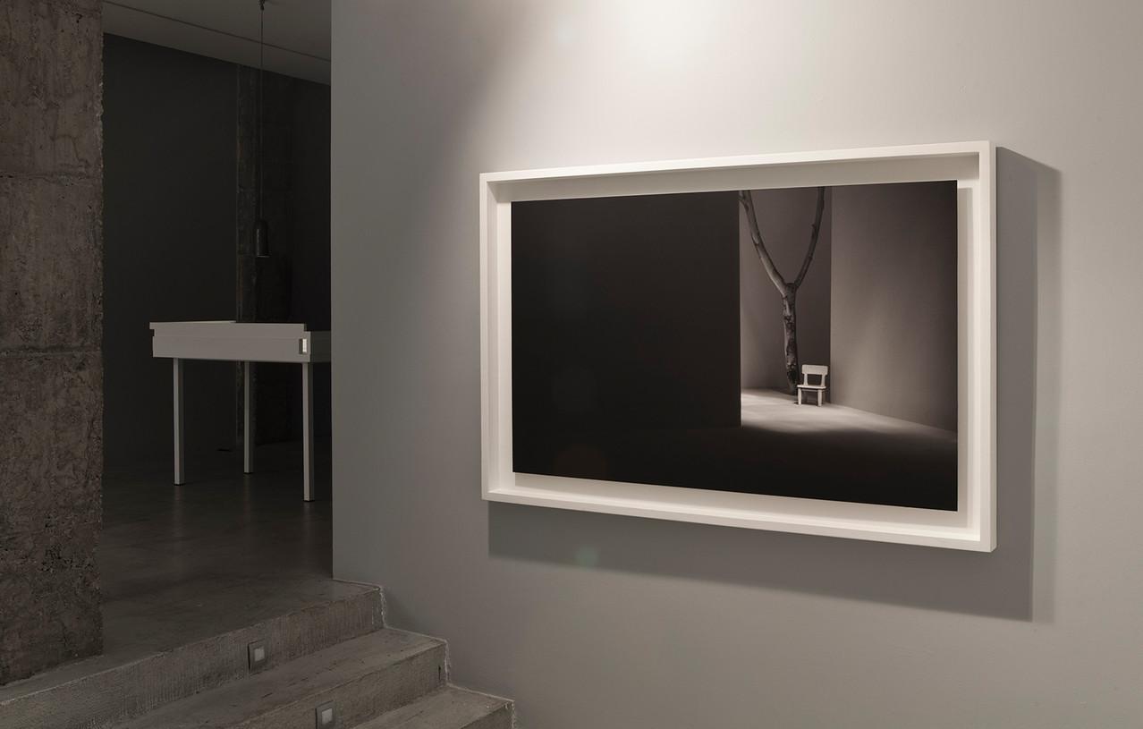 Ignacio Llamas. 'Gritos de luz'