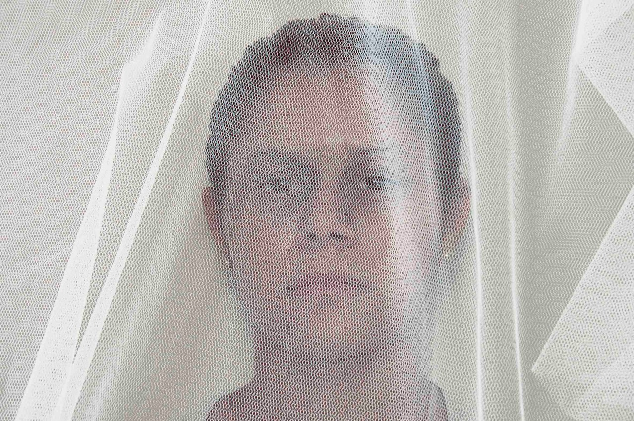 Beth Moyses. 'Mujeres veladas'