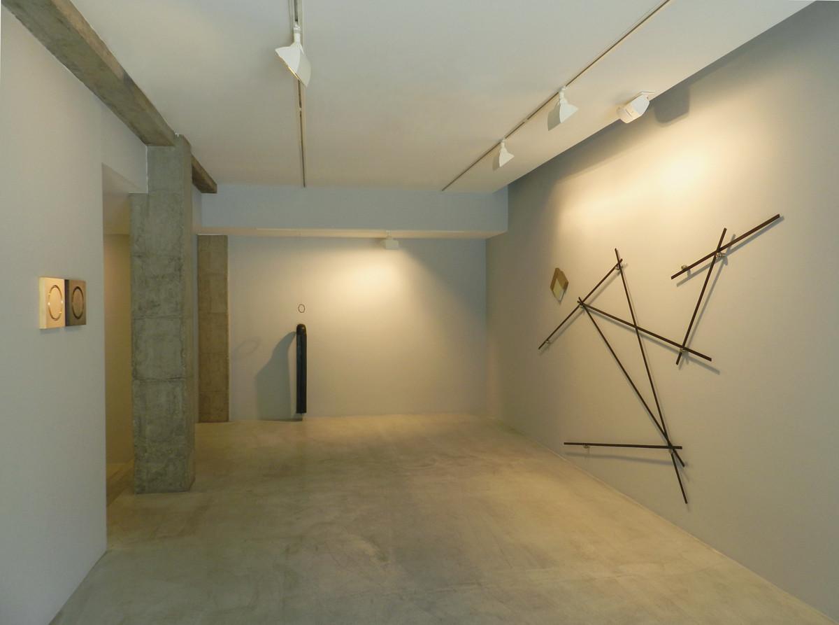 Fernando Sinaga. 'La vida extraña. Coronas, círculos y diagramas'
