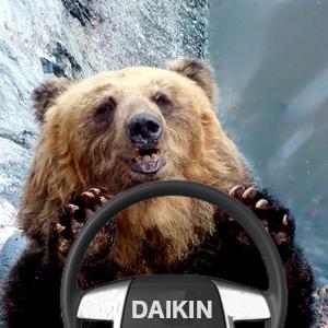 DAIKIN大熊社長イメージ画像