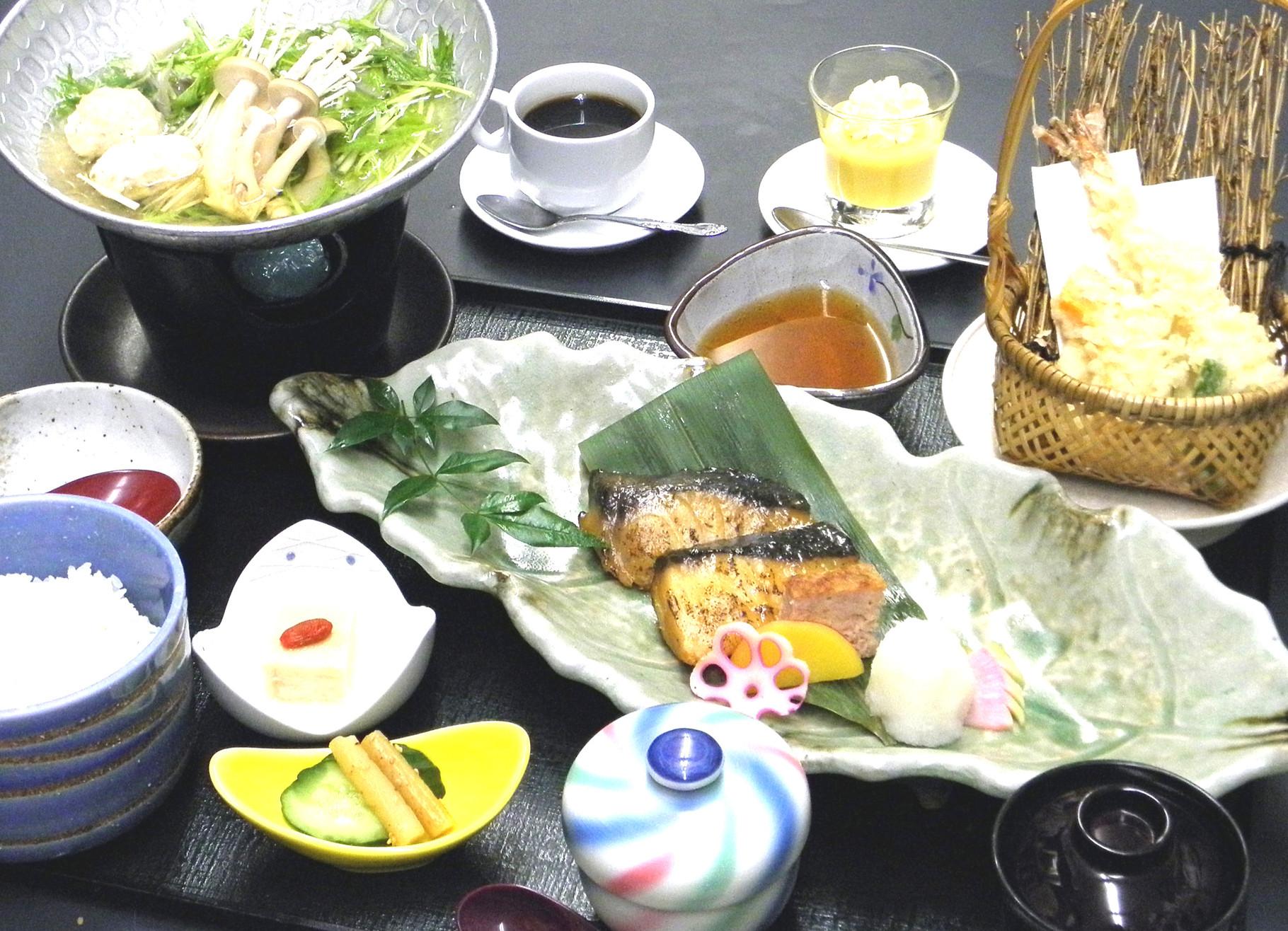 焼き魚御膳  1,500円(税込)
