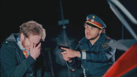 RAUCHEN VERBOTEN (Kurzfilm) - Rolle: Kriminalpolizist Thorben (Produktion: FUEL VISION) - Photo and Copyright by Alexander Baldreich