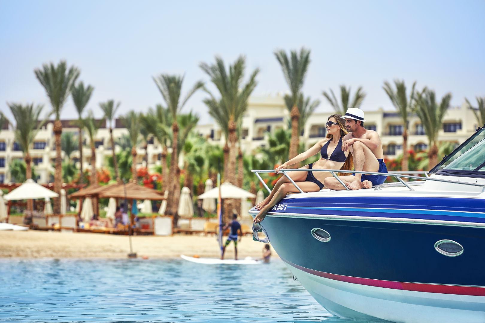 Hotel Steigenberger Aqua Magic Hurghadaägypten Urlaubchecker