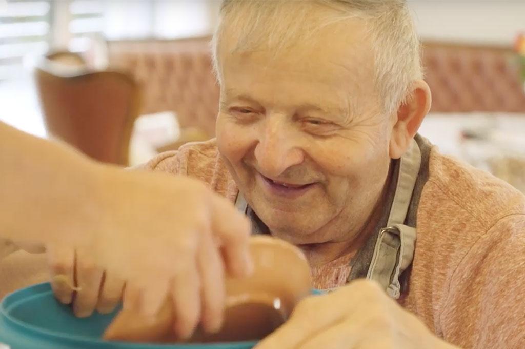 Erinnerungspflege beim Kuchenbacken