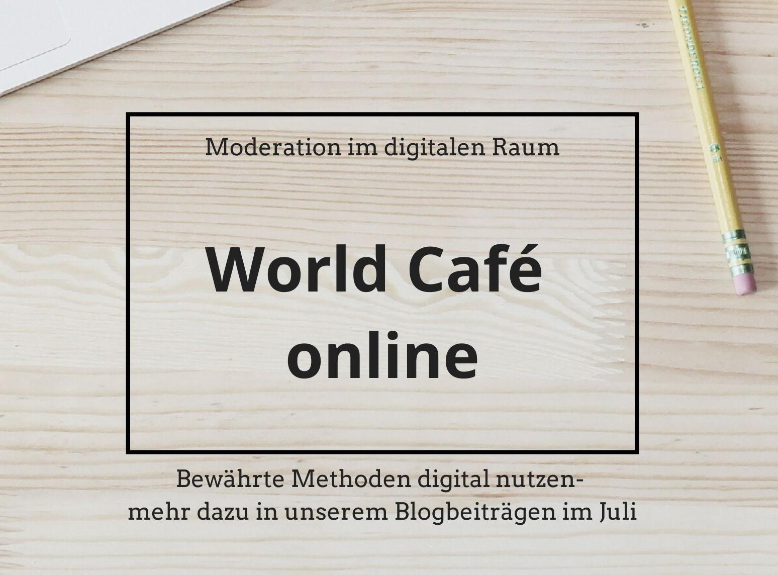 World Café online