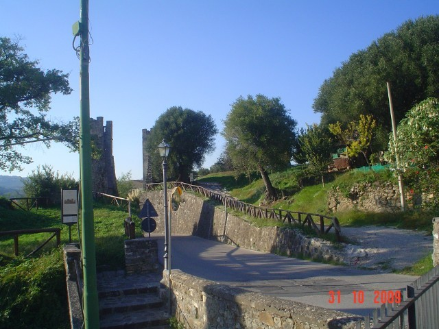 antiche mura medioevali