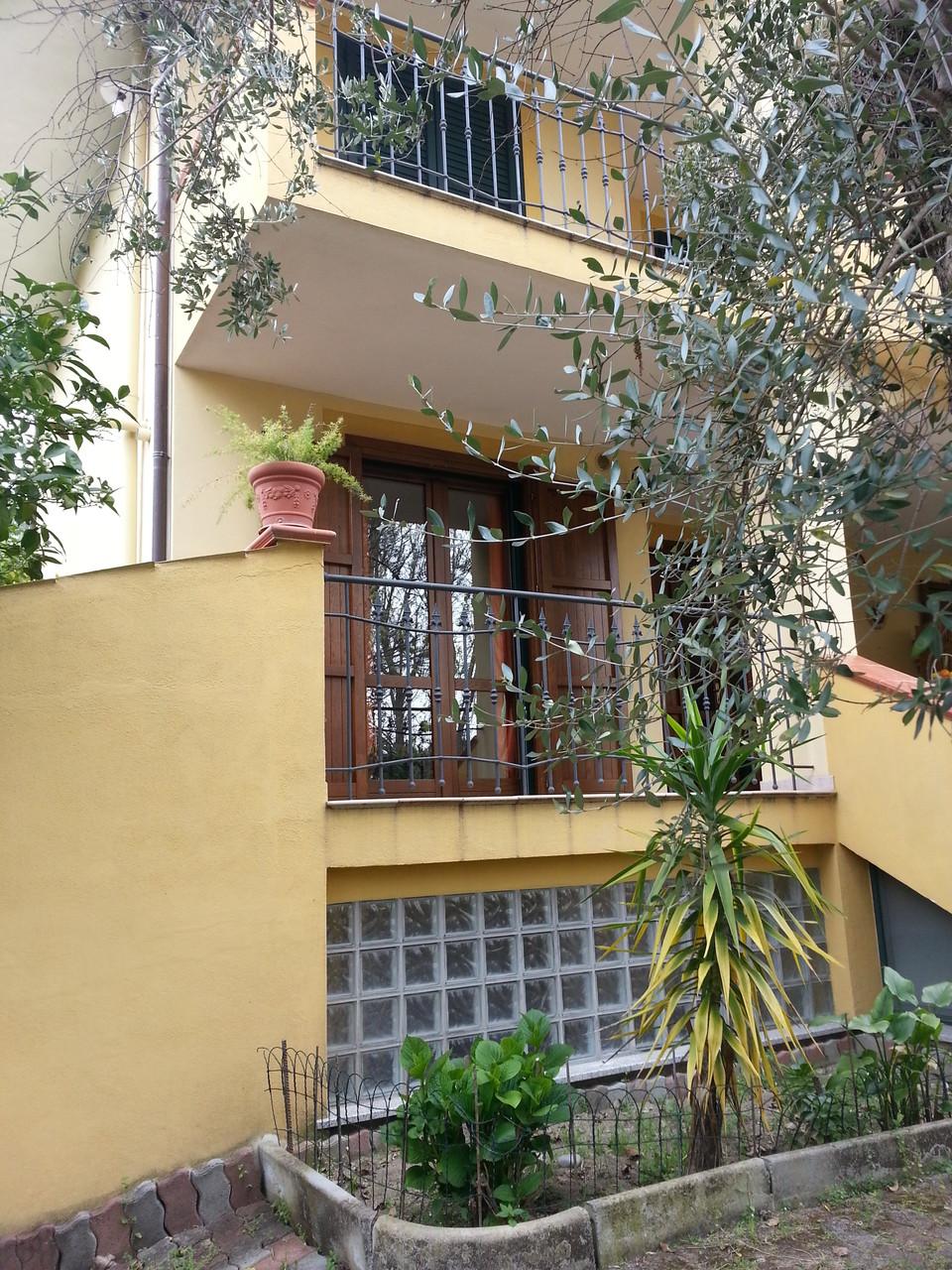 facciata esterna