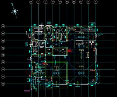 電気図2F_JWCAD