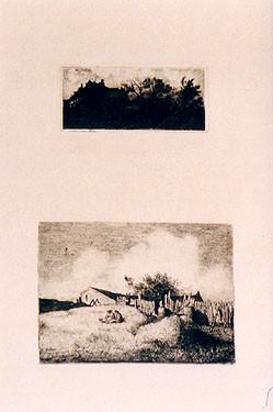 Vollon, La Butte Montmartre