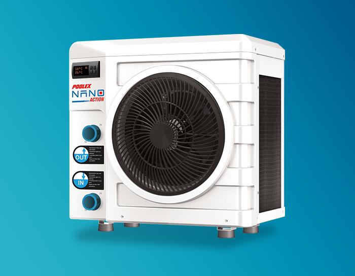 Pompe di calore per piscine Nano Action 5