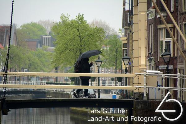 Alkmaar (im Regen) - Niederlande