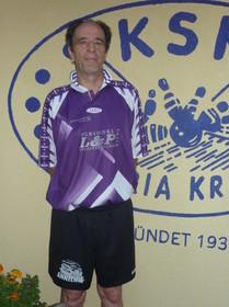 Bester vom KSK Austria Krems war Routinier PLOINER Herbert. Mit 624 Kegel wurde er 4.
