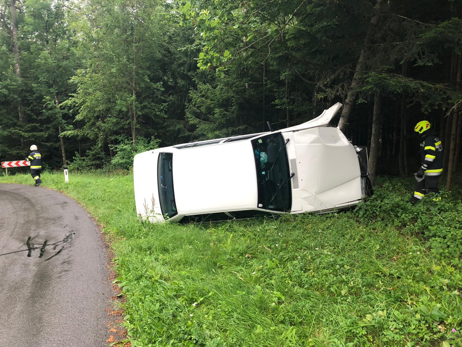 Verkehrsunfall am 12.7.2019