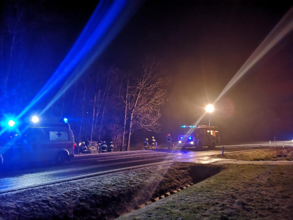 Verkehrsunfall am 13.12.2019