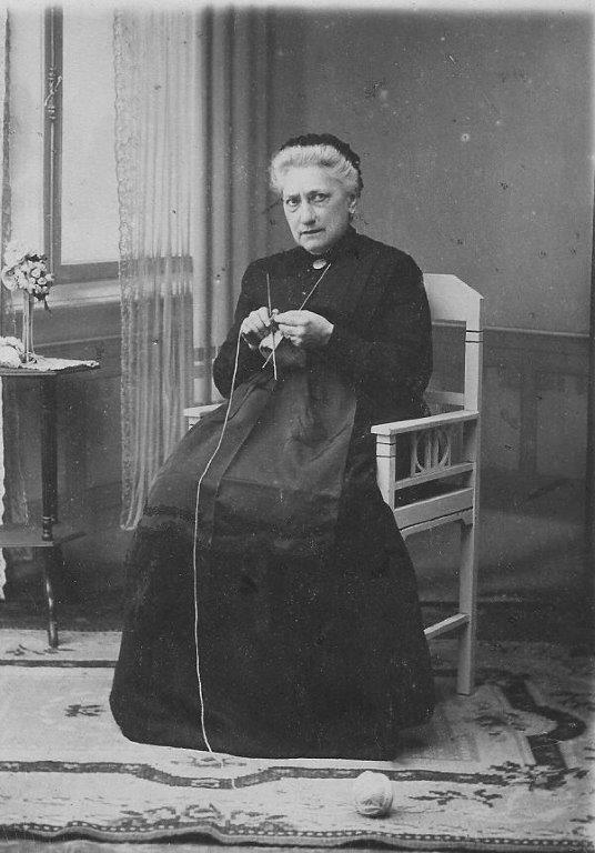 Maria Francisca Hubertina Dreessen (geboren Knarren)