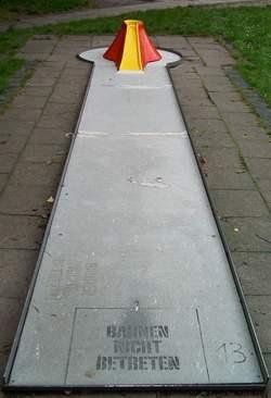 Bahn 13 - Vulkan