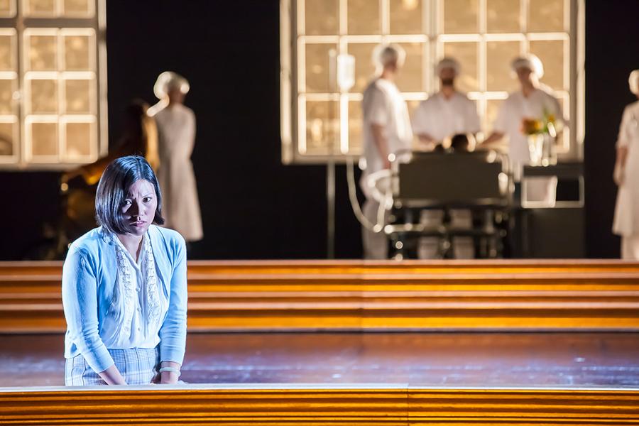 Theaterfotografie - KOMA, Staatstheater Darmstadt