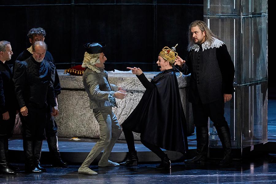Der Maskenball im Staatstheater Darmstadt