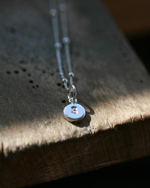 Die neuen Silber-Anhänger- Das kleine-S stellt sich vor