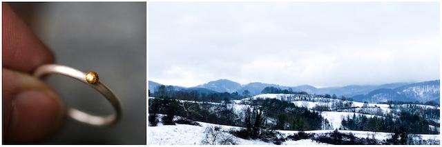 Passend zum Winter