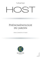 Phénoménologie du Jardin de Martial HOST