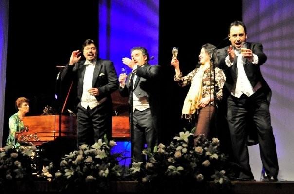 Tres Tenores - 2009