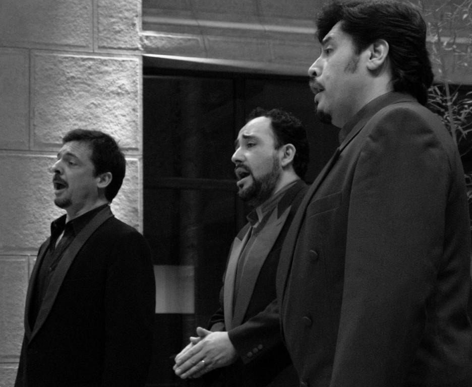 Tres Tenores - 2008