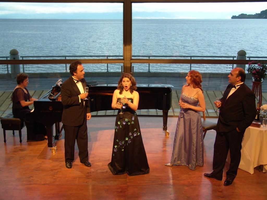 Cuarteto Lírico de Chile - Frutillar - 2006