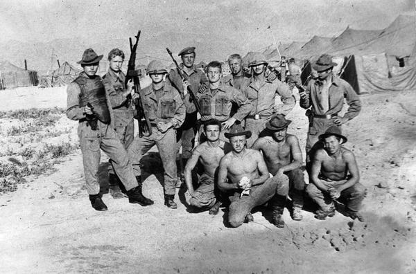80-я отдельная разведывательная рота 103-й гв. воздушно-десантной дивизии