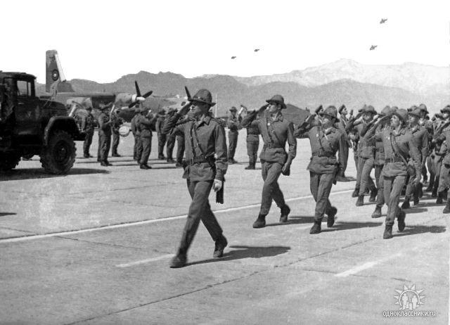 Комбат Карпов 350-й гв. парашютно-десантный полк