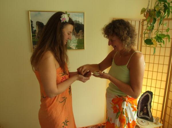 Lomi Lomi in Graz: Reinigung mit hawaiianischem Salz