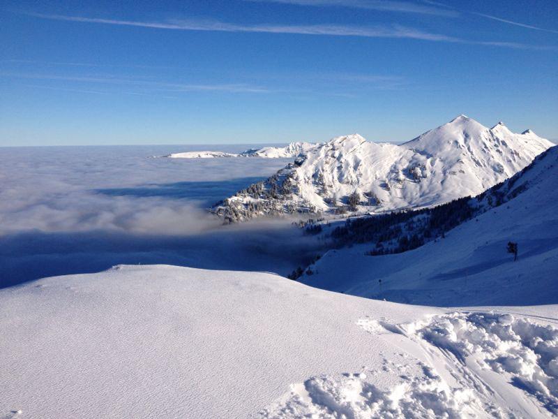 Skigebiet Mellau-Damüls