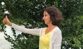Lerne deinen Blickwinkel zu verändern mit Anita Bayer