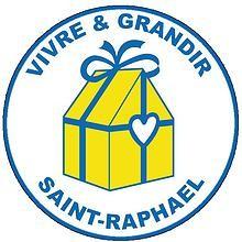 logo de l'asbl Vivre et Grandir Saint-Raphaël