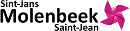 logo de la commune de Molenbeek-Saint-Jean