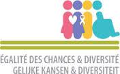 logo égalité des chances et diversité