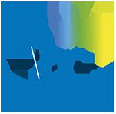Logo créé à l'occasion des 100 ans de la ligue braille : une autre façon de voir la vie