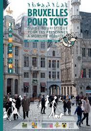 Couveture du guide Bruxelles pour tous