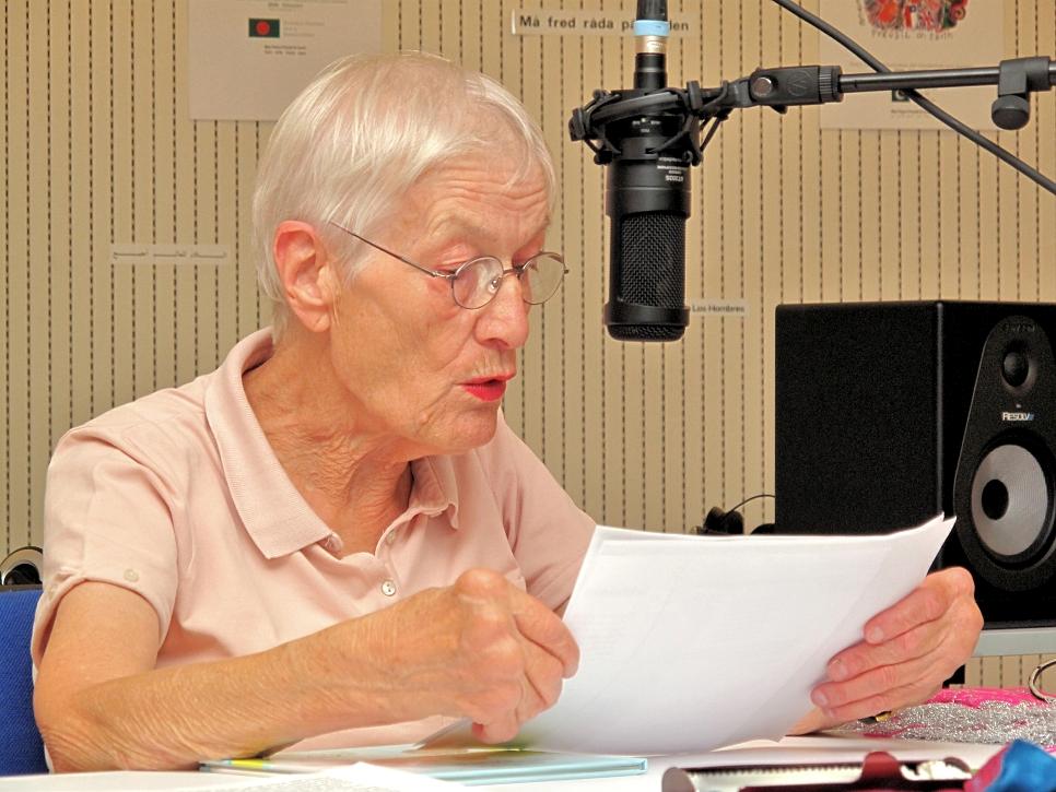 Paula Leuti - Geschichtenerzählerin aus Biel