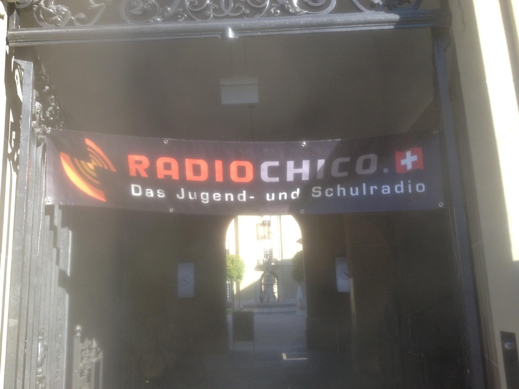 RadioChico im GenerationenHaus