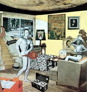 ' What is it that makes today's home so different, so appealing?' von Richard Hamilton