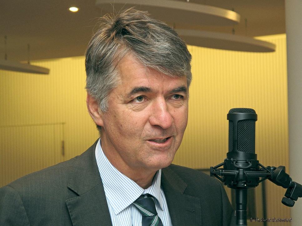 Alec von Graffenried, Stadtpräsident Bern