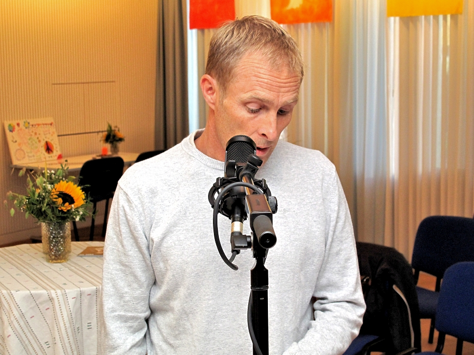 Oliver Lüthi - Leiter Kommunikation Caritas Bern