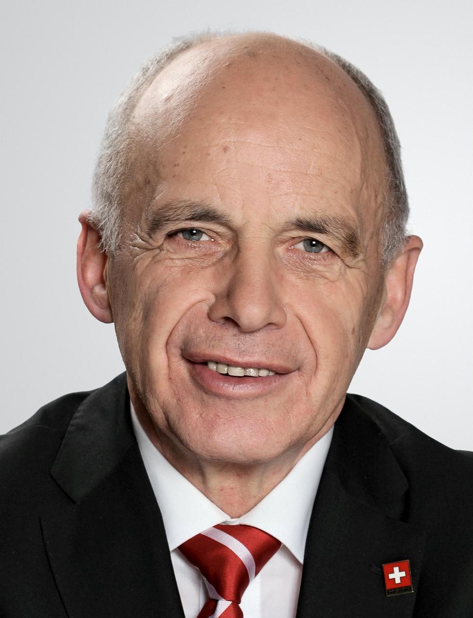 Grussbotschaft von Bundespräsident Ueli Maurer